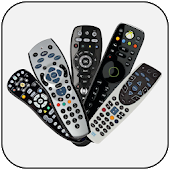 TV Remote Control for all TV, Set-Top Box