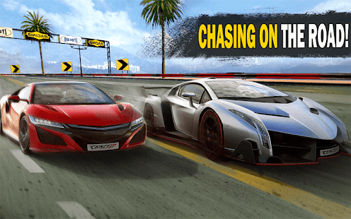 Game Crazy for Speed APK for Kindle
