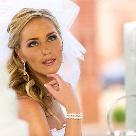 Dreamy by Rich Sutherland - Wedding Bride ( dreamy, gorgeous, wedding, beauty, bride )