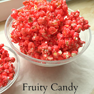 Fruity Candy Kool-Aid {Easy Mix} Popcorn