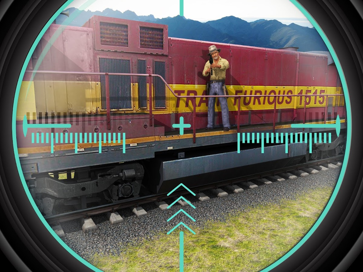 Furious Train Sniper 2016 Screenshot 7