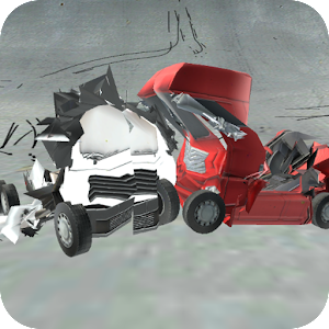 Truck Stunt Derby Crash Match