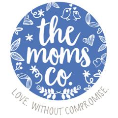 The Mom's Co, ,  logo