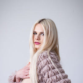 Vitalij by Mark McKeown - People Fashion ( vitalij, model, androgynous, northern ireland, photography )