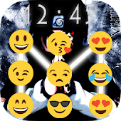 App Sasuke Uchih Emoji Lock Screen HD APK for Windows Phone
