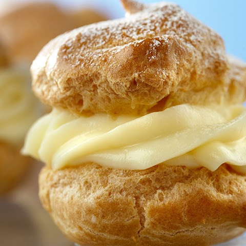 Pastry Cream (Vanilla Custard Filling)