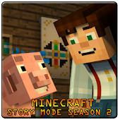 Download Latest Guide Minecraft Story Mode Season 2 APK for Android Kitkat