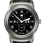 Bold Watch Face APK Image
