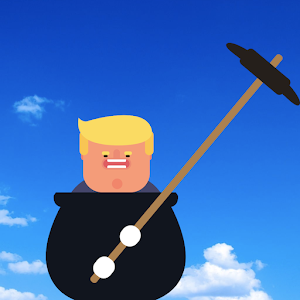 Trump Climby - Getting Over It