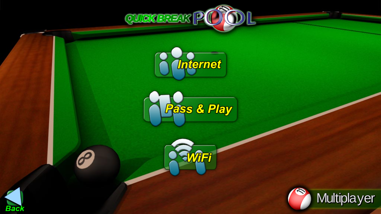 Quick Break Pool Premium Screenshot 7