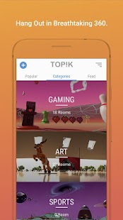 Topik VR Screenshot
