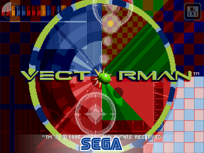 VectorMan Classic Screenshot 5