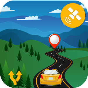 GPS Live Navigation & Route Finder Maps For PC / Windows 7/8/10 / Mac – Free Download