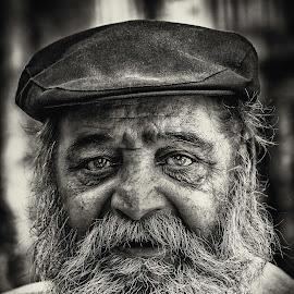 by Sverre Sebjørnsen - People Portraits of Men