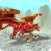 Dragon Sim Online: Be A Dragon APK for Bluestacks