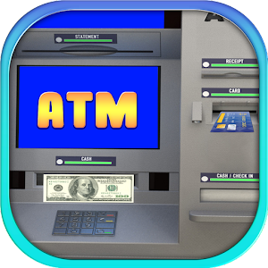 Download ATM Simulator:Kids Money & Credit Card For PC Windows and Mac