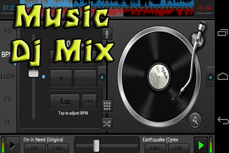 Music Dj Mix - screenshot