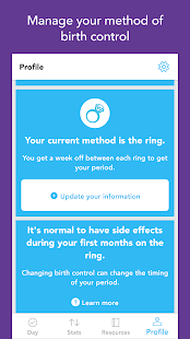 App Spot On Birth Control Tracker 2.1 APK for iPhone