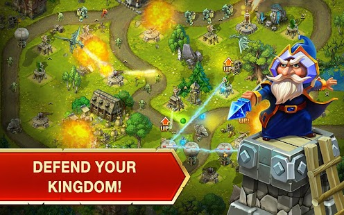 Toy Defense: Fantasy Tower TD Screenshot