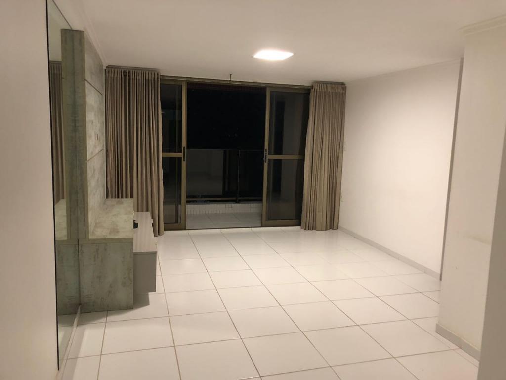 Apartamento com 2 dormitórios à venda, 60 m² por R$ 380.000 - Cabo Branco - João Pessoa/PB