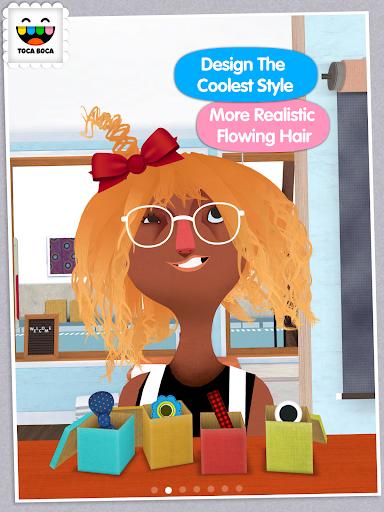Toca Hair Salon 2 screenshot 9