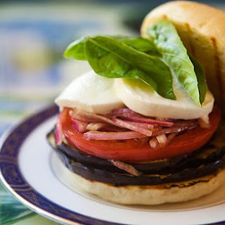 Balsamic Eggplant Sandwich Recipes
