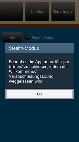 android Stronghold-Crusader Soundboard Screenshot 4