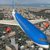Game Airplane Pilot Sim APK for Kindle