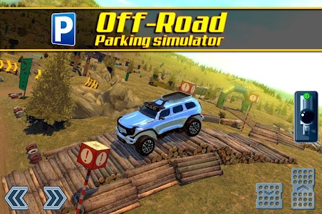 Game 4x4 Offroad Parking Simulator