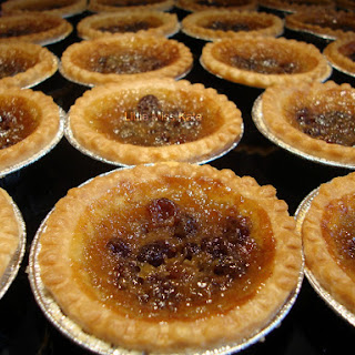 Maple Butter Tarts Recipes