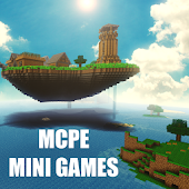 Download Mini games for minecraft PE APK to PC