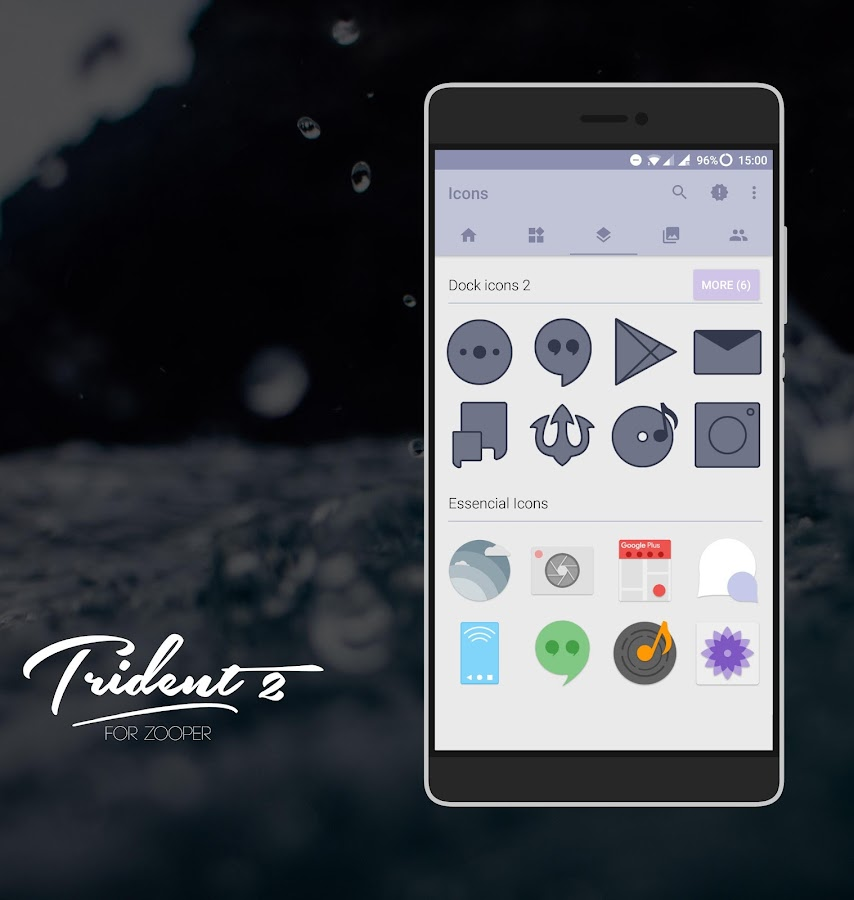 Trident 2 for Zooper Screenshot 1