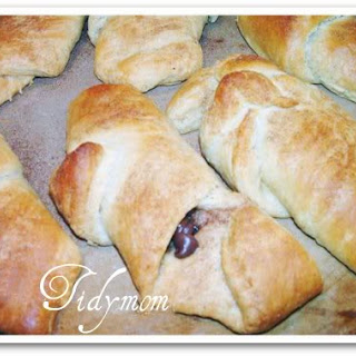 Chocolate Crescents
