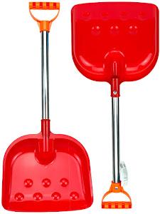 """Набор серии """"Зимние забавы"""", лопатка совковая XL, красный"""