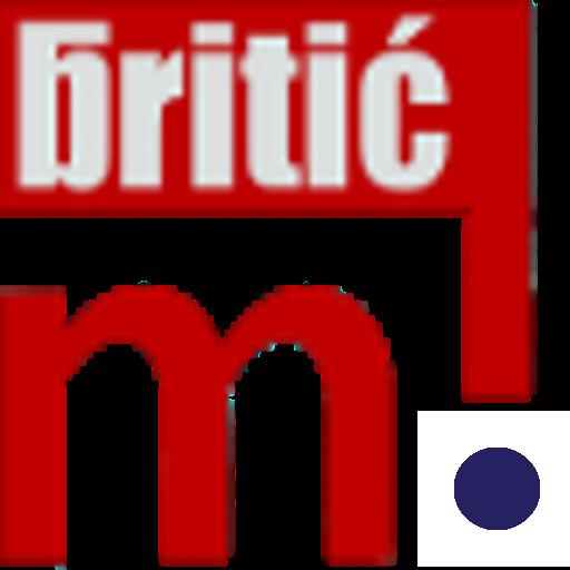 Android aplikacija Britic@m!