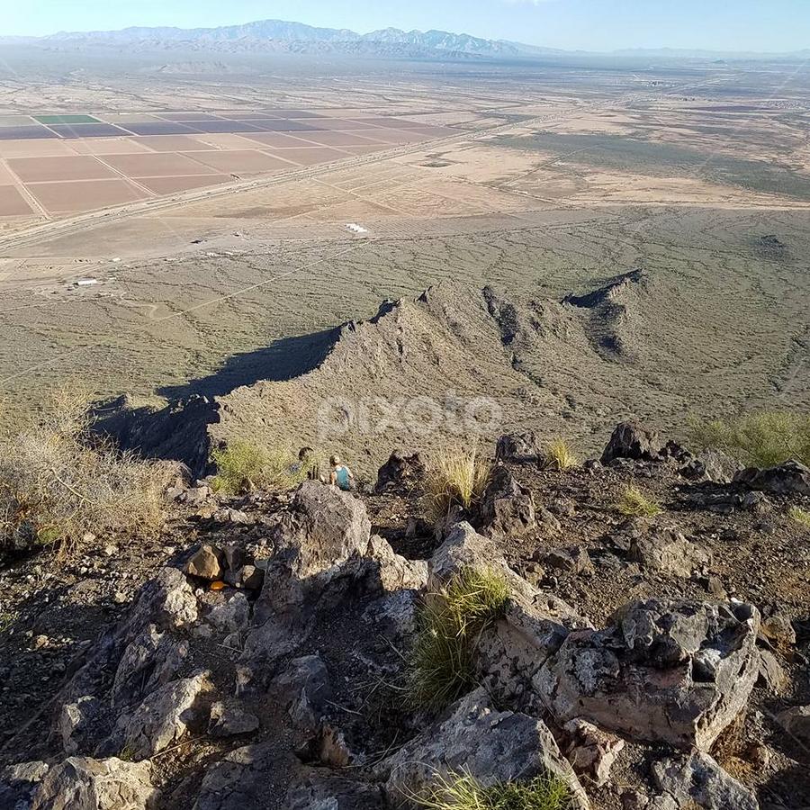Big Peak Small Peak by Tom MostlyGerman - Landscapes Deserts