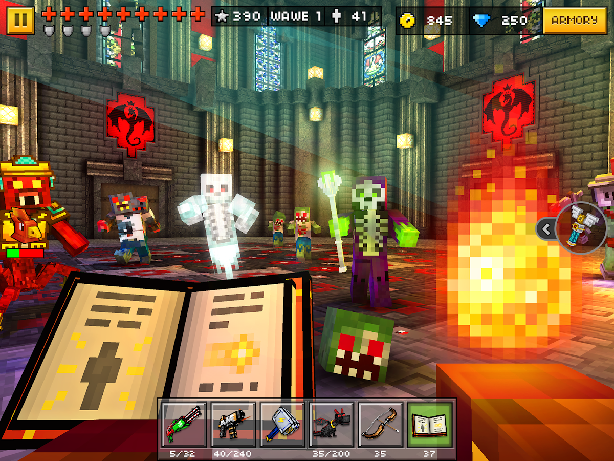 Pixel Gun 3D (Pocket Edition) Screenshot 7