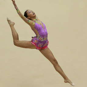 Gymnastics by Eddie Seng - Sports & Fitness Other Sports ( gymnastics )