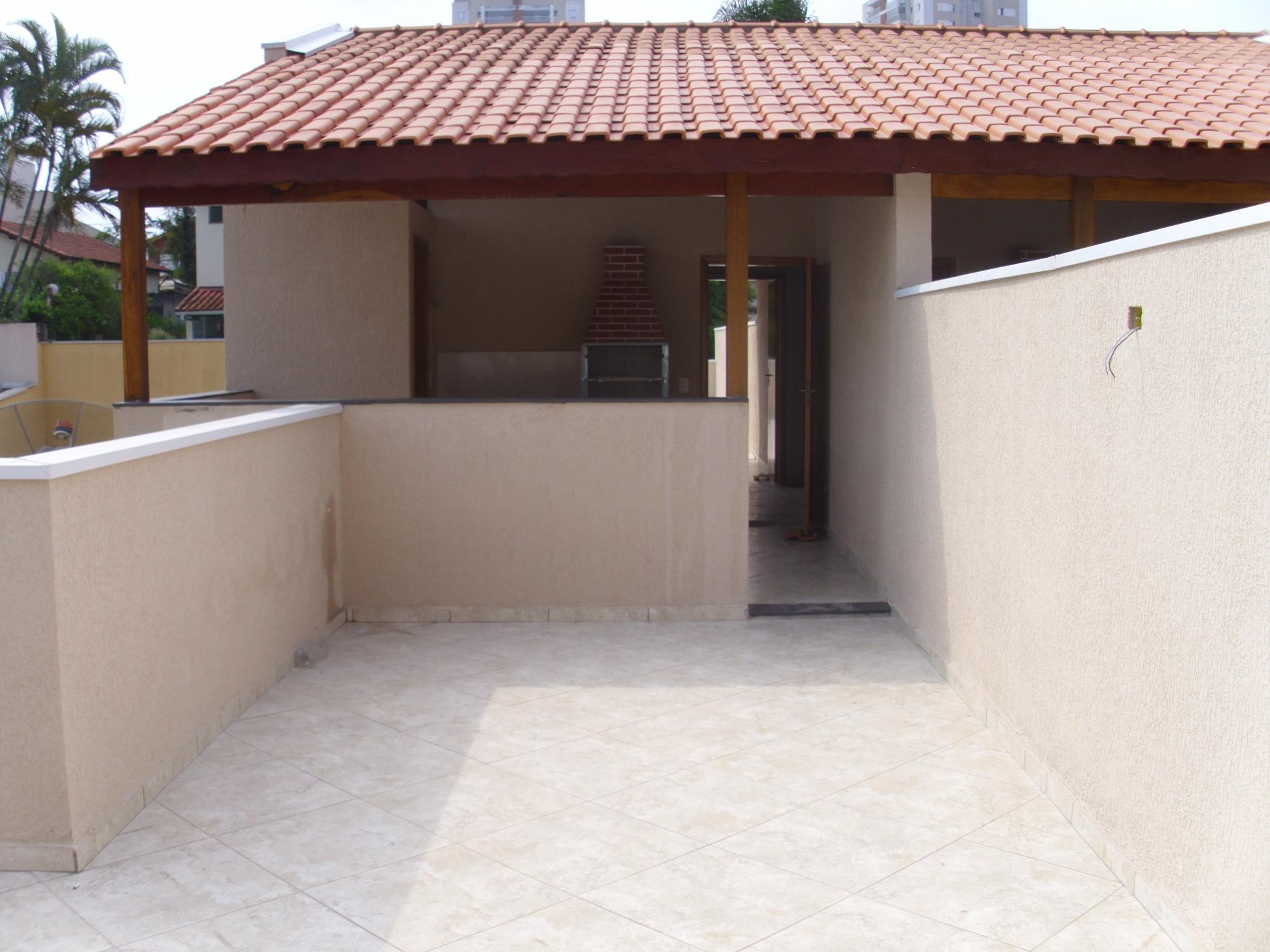 Cobertura de 2 dormitórios em Vila Valparaíso, Santo André - SP