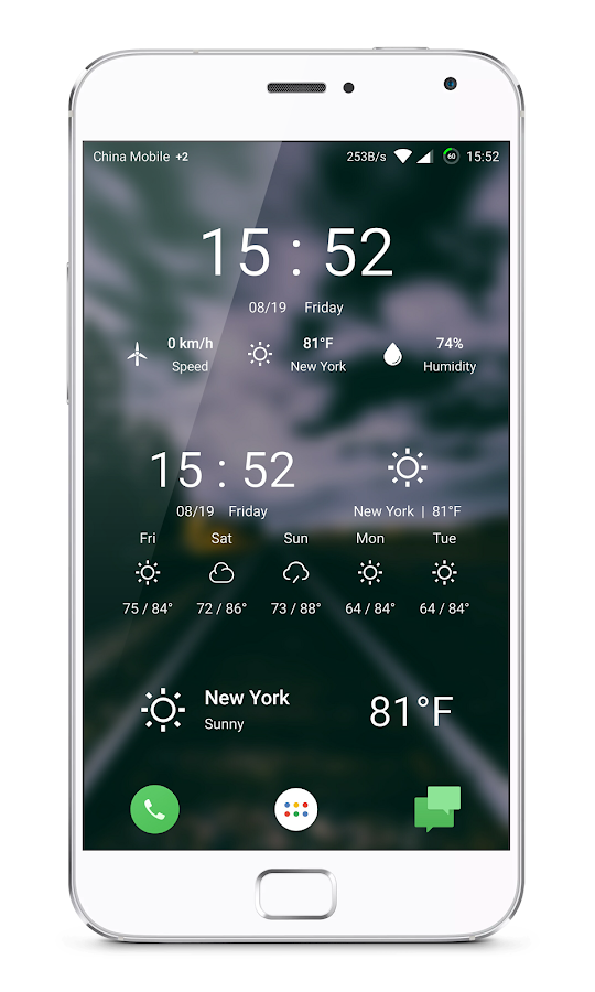 Pure Weather Pro - Forecast Screenshot 4