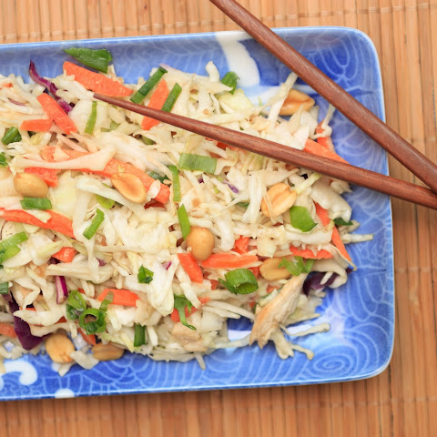 You're Long Overdue to Make This Asian Chicken Salad