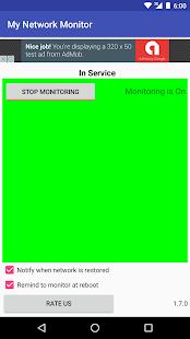My Network Monitor