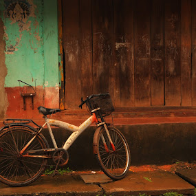 by Rajeev Ganesan - Transportation Bicycles