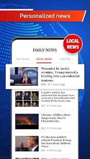Daily News - Local News & Breaking News For Free