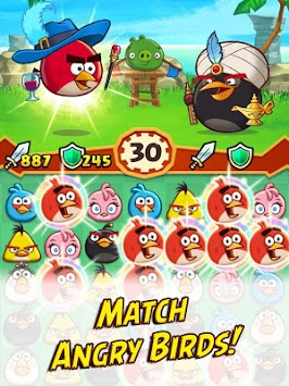 Angry Birds Fight! RPG Puzzle APK screenshot thumbnail 14