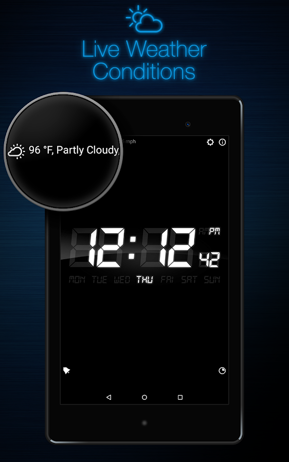 My Alarm Clock Free Screenshot 18
