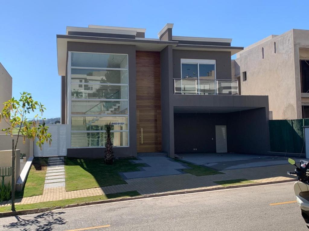Linda Casa Nova À Venda - Condomínio Burle Marx