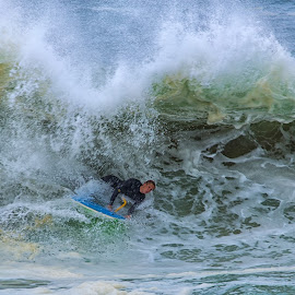 The Wedge by Dan Herman - Sports & Fitness Surfing