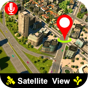 GPS Satellite Live Maps Navigation & Direction For PC / Windows 7/8/10 / Mac – Free Download