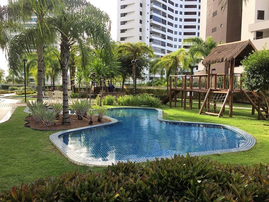 Apartamento à venda, 100 m² por R$ 710.000 - Altiplano - João Pessoa/PB